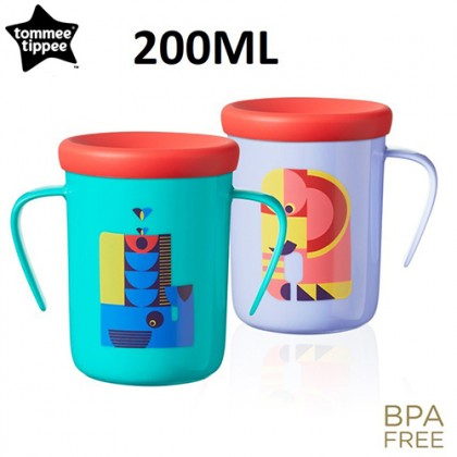 TOMMEE TIPPEE 360 DECO TRAINER CUP 200ML