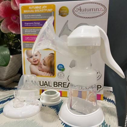 AUTUMNZ - JOY MANUAL BREASTPUMP *BPA FREE*