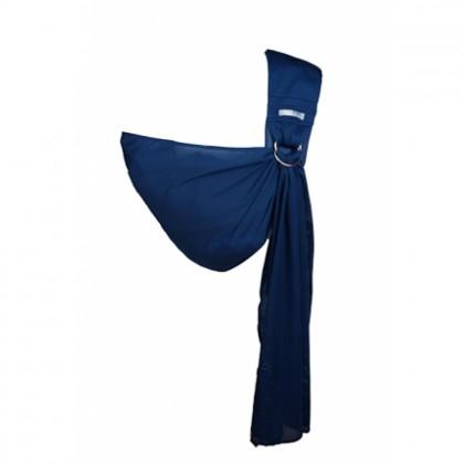 BABY AIR RING SLING - NAVY BLUE