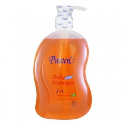 BABY SHAMPOO (2 IN 1) 750 ml