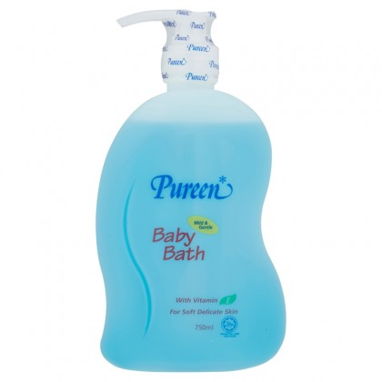 Pureen BABY BATH 750 ml