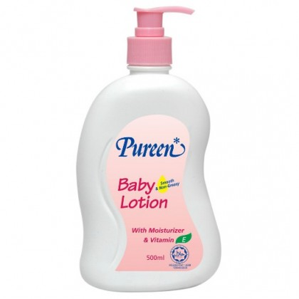 BABY LOTION 500 ml