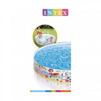 INTEX Fun At The Beach Snapset Pool 5ft x 10in