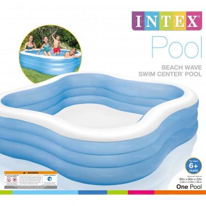 INTEX (2.29m x 2.29m x 56cm) - 57495NP