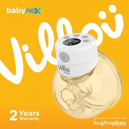 BABYNEX VILLOV WEARABLE BREAST PUMP 27MM