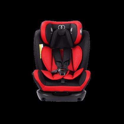KOOPERS LAMBADA CONVERTIBLE CAR SEAT (0-36kg) - BLACK