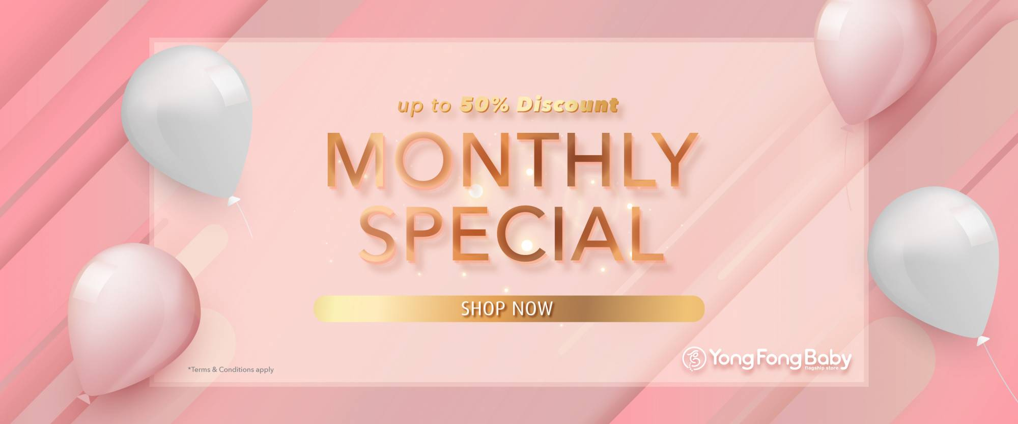 Monthly Promotion
