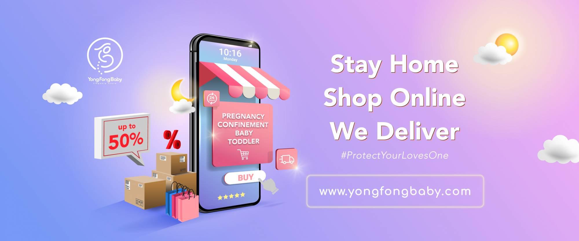Stay Safe Shop Online